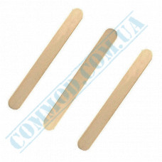 Wooden sticks for ice cream | 93mm | 250 pieces per pack