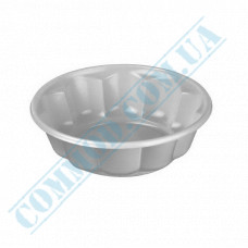Bowls 200ml plastic white 100 pieces per pack