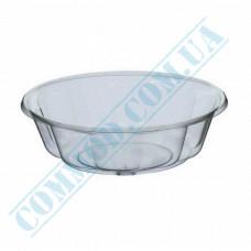 Bowls 200ml plastic transparent 100 pieces per pack