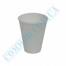 Cups 175ml made of polystyrene foam white for hot drinks 50 pieces