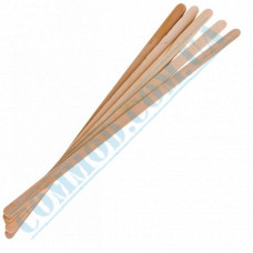Wooden stirrers for coffee and tea 180*5*1.3mm 500 pieces per pack