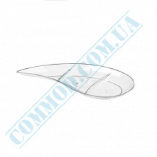 Forms buffet Comma 120*60*10mm transparent 30ml 50 pieces per pack