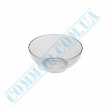 Forms for buffet tables Bowl Small 83*83*45mm transparent 150ml 12 pieces per pack