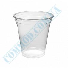 Cocktails APET cups 200ml transparent 75 pieces per pack under a lid Dome Ǿ=95mm Huhtamaki (Poland)