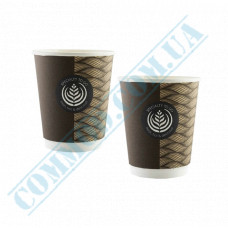 Double Wall paper cups 250ml Great To Go 25 pieces per pack Huhtamaki (Poland)