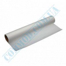 Parchment baking paper in a roll 50m*30cm White with silicone coating (France)