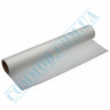 Parchment baking paper in a roll 50m*39cm White with silicone coating (France)