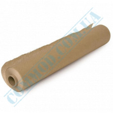 Baking Parchment Paper Roll 100m*42cm Brown Without Silicone Coating