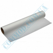 Baking Parchment Paper Roll 100m*45cm White Without Silicone Coating
