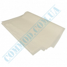 Baking parchment with silicone coating White 42*60cm | 500 pieces per pack