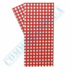 Food packaging paper in sheets 300*320mm Red cage 1000 pieces per pack fat-resistant article 1773