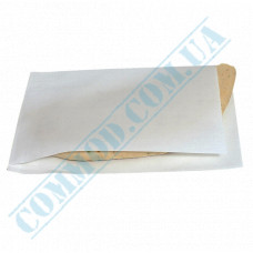 Paper corners 60g/m2 White 200*140mm Greaseproof 500 pieces per pack article 582