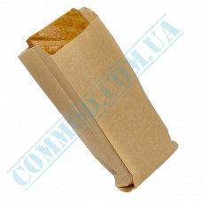 Paper sachets 160*70*40mm Kraft 40g/m2 for French Hot Dogs 1000 pieces article 89