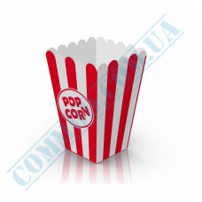 Paper containers for popcorn V32 1000ml 50 pieces