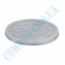 Semi-transparent plastic lids for 330, 450 and 650ml containers Ǿ=113mm 50 pieces per pack