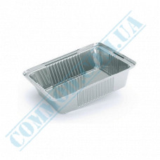 Containers of food foil for 255ml 127*100*33mm 100 pieces article SP15L