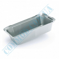 Containers of food foil for 900ml 218*113*53mm 100 pieces article SP62L