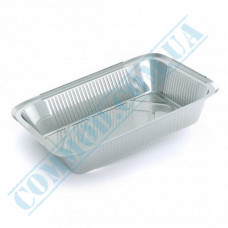Containers of food foil for 960ml 218*153*41mm 100 pieces article SP64L