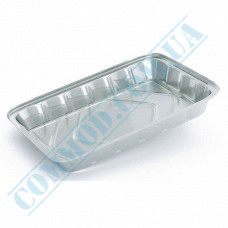 Containers of food foil for 2000ml 255*185*53mm 100 pieces article SP88L