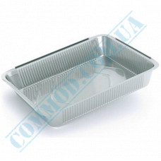 Containers of food foil for 3100ml 319*259*50mm 100 pieces per pack article SP98L