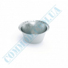Containers of food foil for 135ml Ǿ=90mm h=38mm 150 pieces per pack article SPT20L
