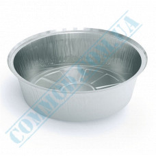 Containers of food foil for 1440ml Ǿ=203mm h=56mm 100 pieces per pack article SPT546L