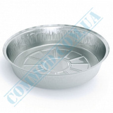 Containers of food foil for 1450ml Ǿ=230mm h=43mm 100 pieces per pack article SPT62L