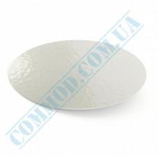 Lids for aluminum containers SPT20L plastic transparent flat 150 pieces