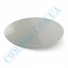 Lids for aluminum containers SPT546L cardboard-aluminum flat 100 pieces per pack