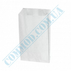 Paper bags 160*100*50mm sachets White 1000 pieces per pack article 549