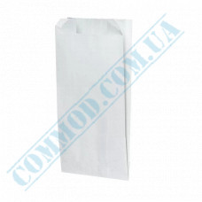 Paper bags 200*100*50mm sachets White 1000 pieces per pack article 604