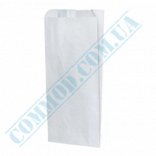 Paper bags 240*120*50mm sachets White 1000 pieces article 242
