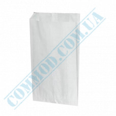 Paper bags 270*160*60mm sachets White 1000 pieces per pack article 1202