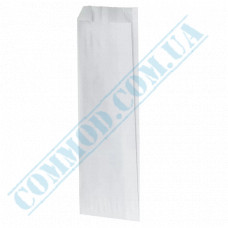 Paper bags 310*100*40mm sachets White 1000 pieces per pack article 331