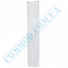 Paper bags 560*90*40mm sachets White 1000 pieces per pack article 1201