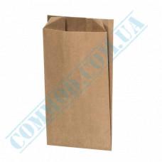 Paper bags 170*90*50mm sachets Kraft 70g/m2 1000 pieces article 1390