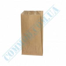 Kraft paper bags | 170*90*50mm | 70g/m2 | art. 1390 | 1000 pieces per pack