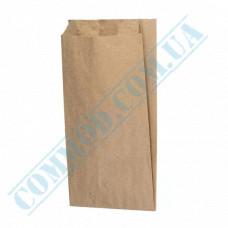 Paper bags 200*100*30mm sachets Kraft 40g/m2 1000 pieces per pack article 1536