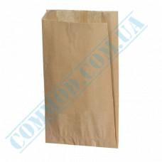 Paper bags 220*140*50mm sachets Kraft 40g/m2 1000 pieces per pack article 602
