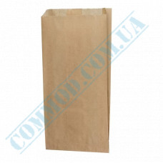 Kraft paper bags | 270*140*50mm | 40g/m2 | art. 1197 | 1000 pieces per pack
