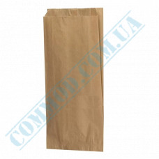 Kraft paper bags | 310*160*60mm | 50g/m2 | art. 974 | 1000 pieces per pack