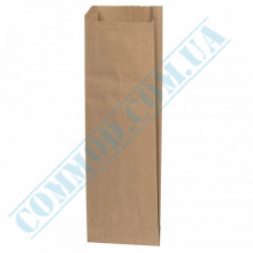 Paper bags 310*90*50mm sachets Kraft 40g/m2 1000 pieces per pack article 770