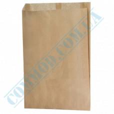 Kraft paper bags | 330*250*60mm | 40g/m2 | art. 753 | 1000 pieces per pack