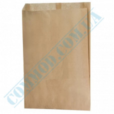 Paper bags 330*250*60mm sachets Kraft 40g/m2 1000 pieces per pack article 753