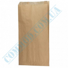 Kraft paper bags | 370*220*60mm | 40g/m2 | art. 260 | 1000 pieces per pack