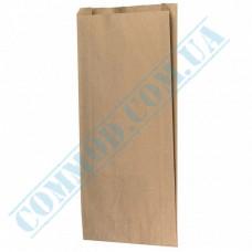 Kraft paper bags | 390*210*70mm | 50g/m2 | art. 551 | 1000 pieces per pack