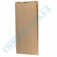 Paper bags 410*250*80mm sachets Kraft 40g/m2 1000 pieces per pack article 910