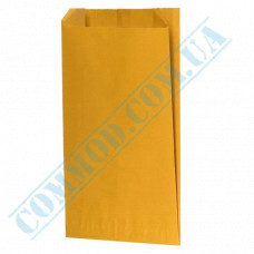 Paper bags 310*200*50mm sachets Yellow 70g/m2 Grease-resistant 1000 pieces article 1922