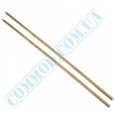 Barbecue sticks Ǿ=5mm bamboo l=40cm 200 pieces PapStar (Germany) article 16629