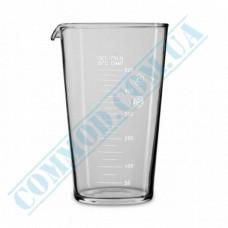 Measuring beaker | 500ml | glass | GOST